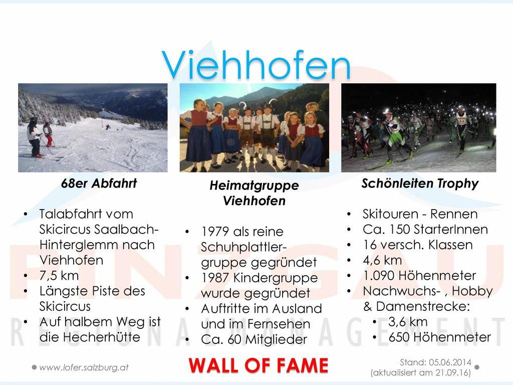 Heimatgruppe Viehhofen