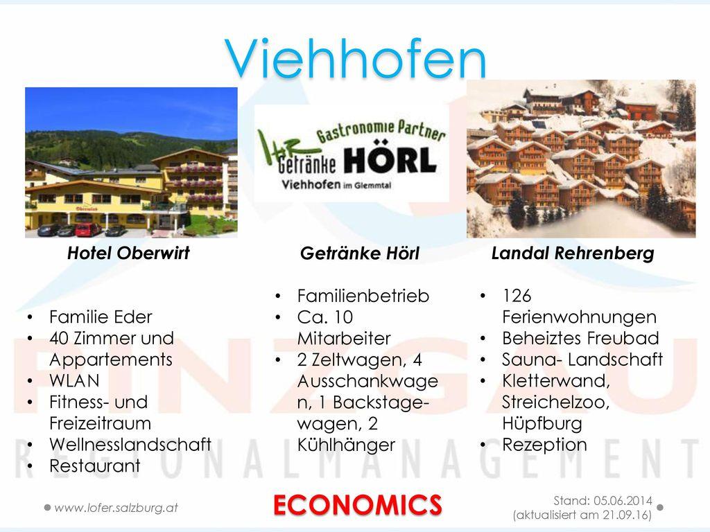 Viehhofen ECONOMICS Hotel Oberwirt Familie Eder