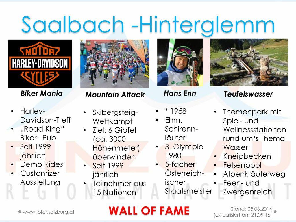 Saalbach -Hinterglemm