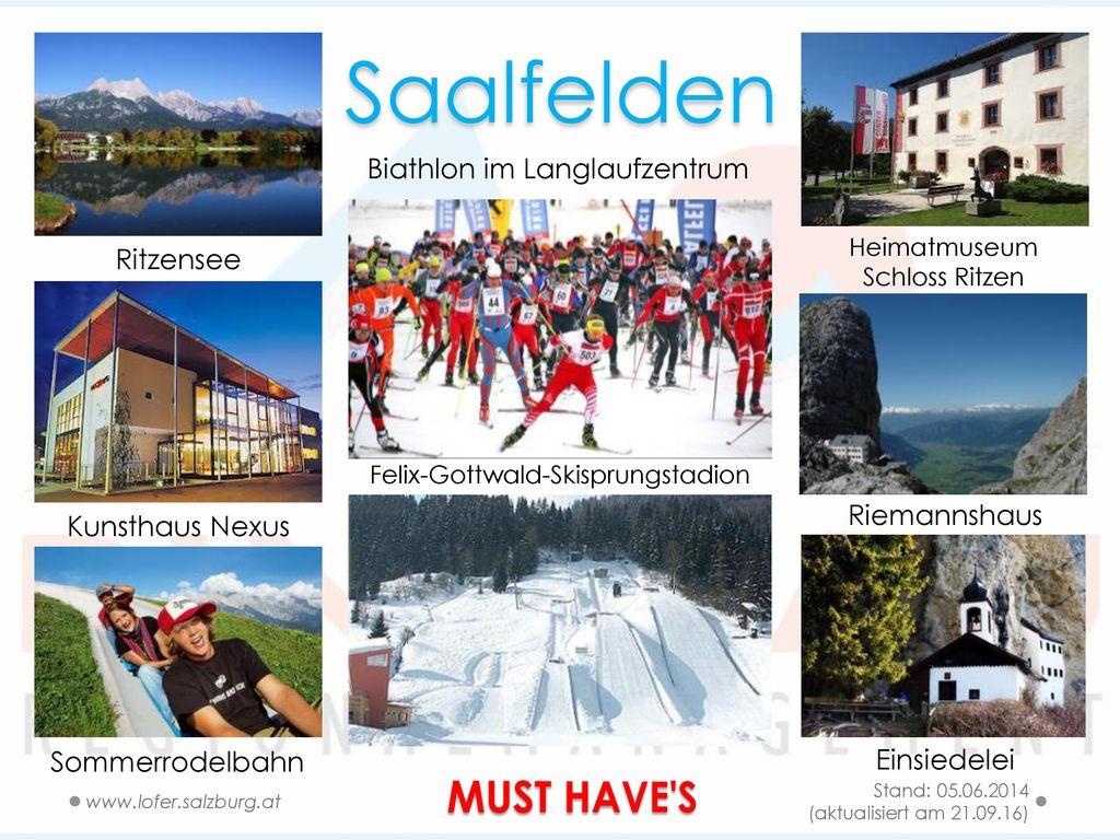 Saalfelden MUST HAVE S Biathlon im Langlaufzentrum Ritzensee