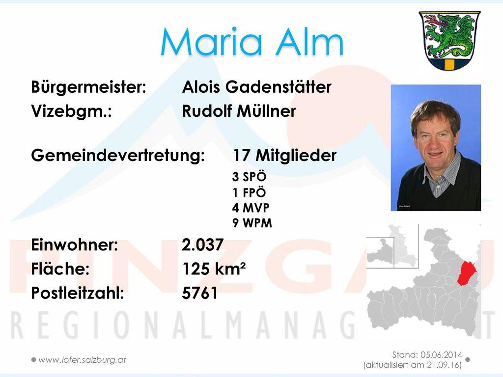 Maria Alm