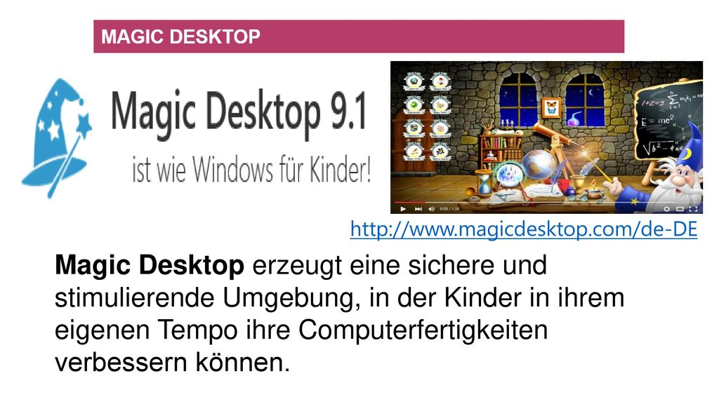 http://www.magicdesktop.com/de-DE