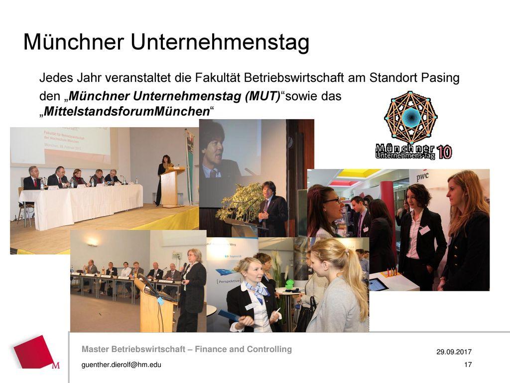 Münchner Unternehmenstag