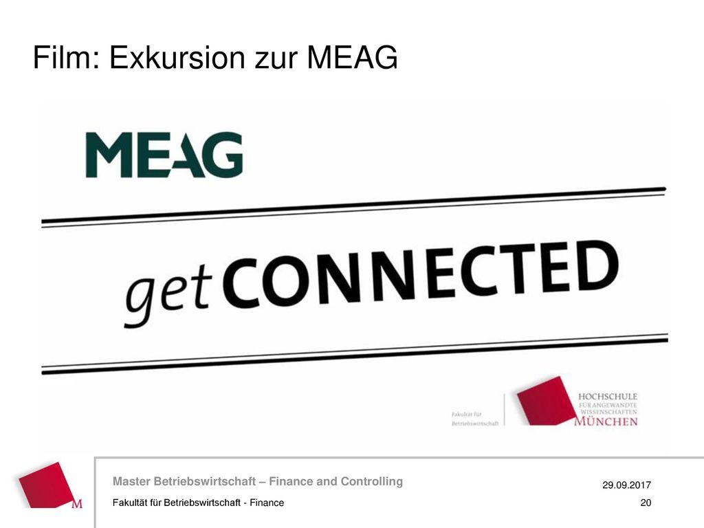 Film: Exkursion zur MEAG