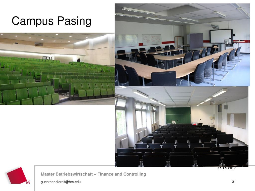 Campus Pasing 29.09.2017 guenther.dierolf@hm.edu