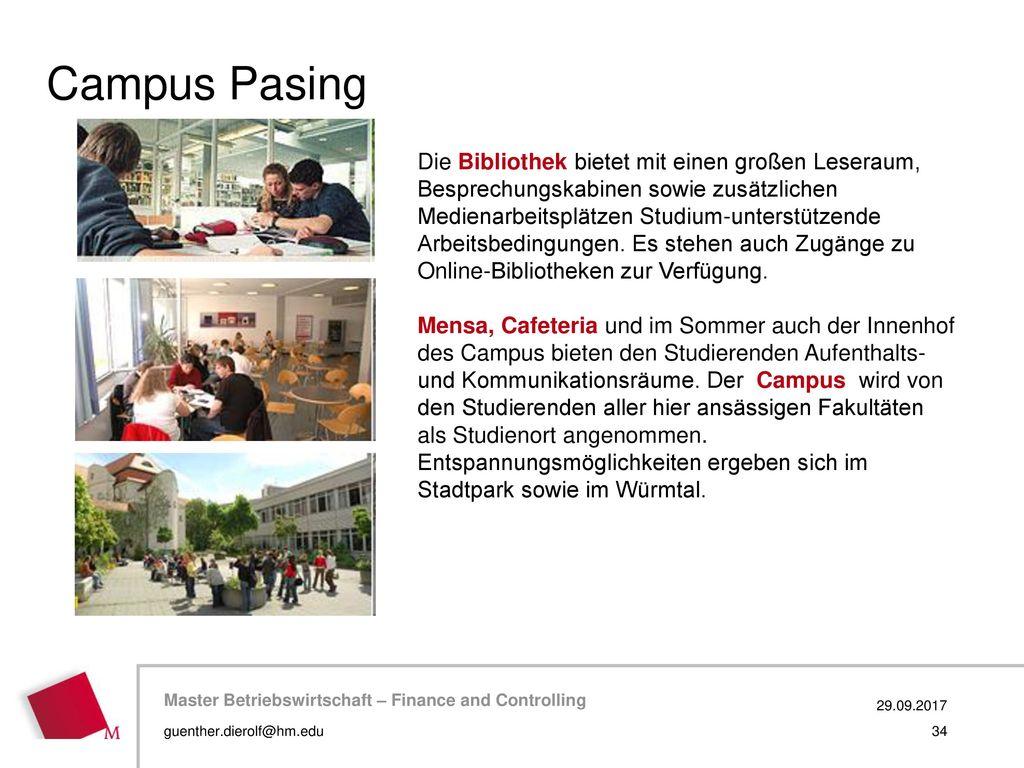 Campus Pasing