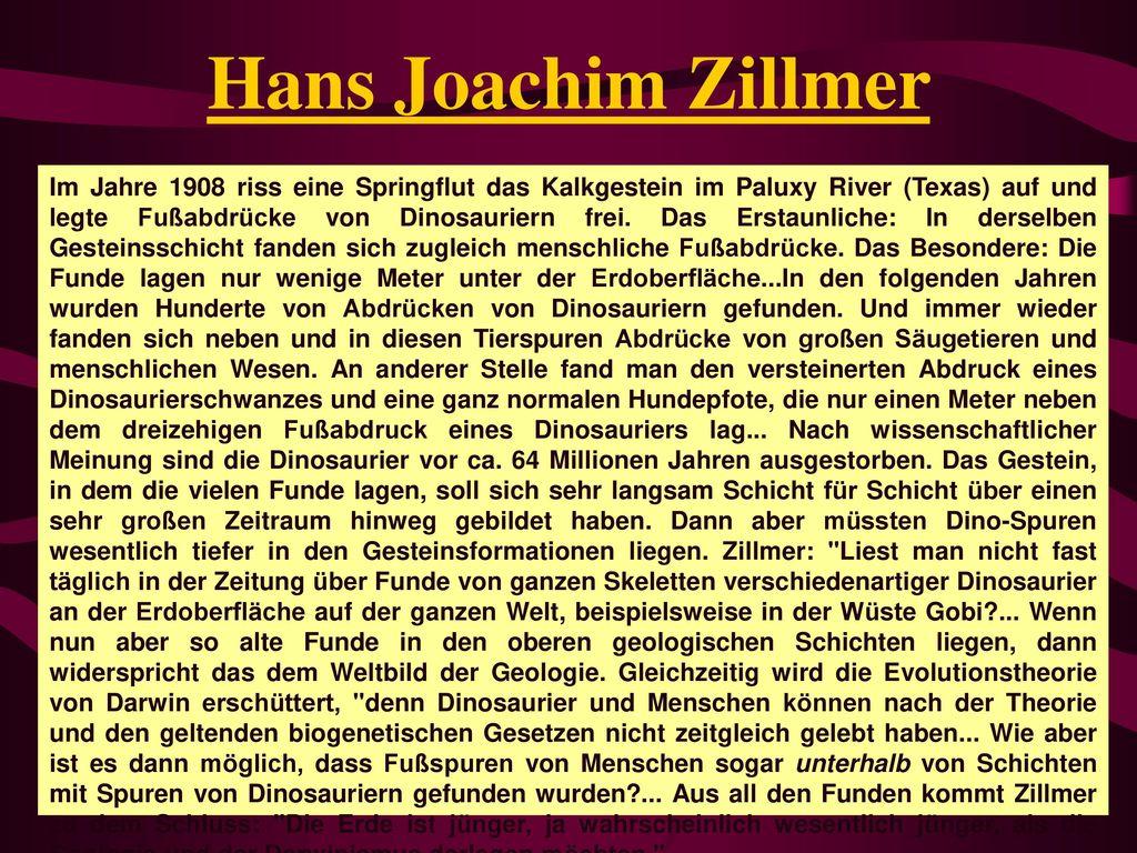 Hans Joachim Zillmer
