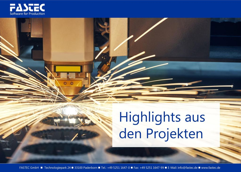 Highlights aus den Projekten