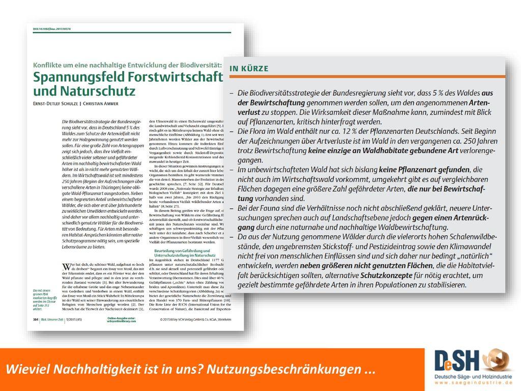 """Klimaschutzplan 2050: Vom """"Problem zur Chance ..."""