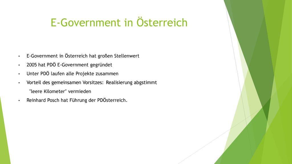 E-Government in Österreich