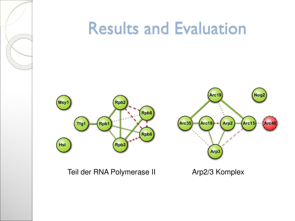 Results and Evaluation