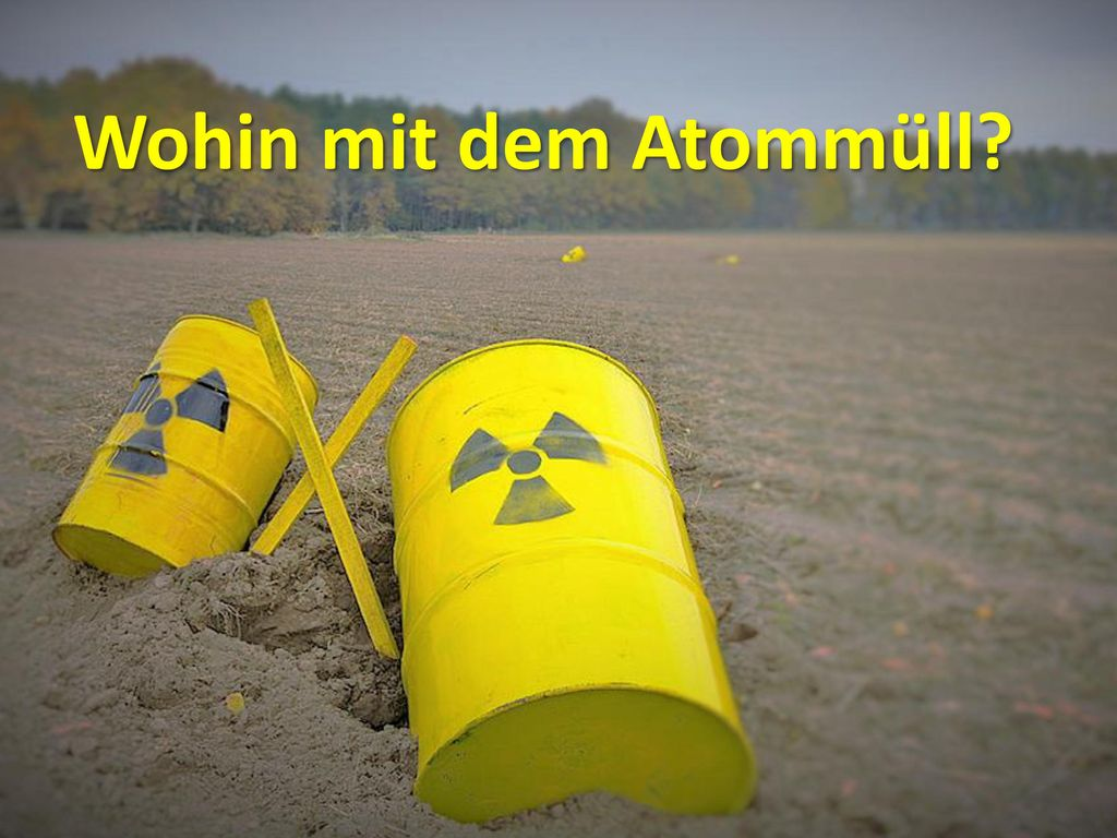 Wohin mit dem Atommüll https://commons.wikimedia.org/wiki/File:WendlandAntiNuclearProtest7.jpg