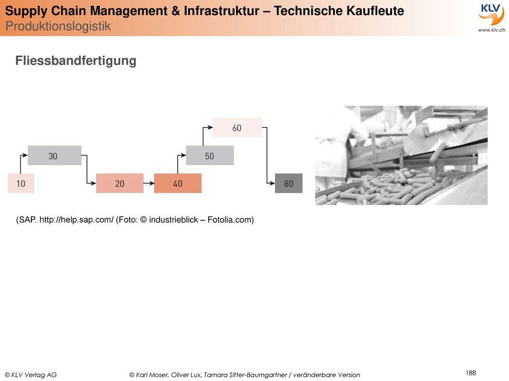 Fliessbandfertigung (SAP. http://help.sap.com/ (Foto: © industrieblick – Fotolia.com)