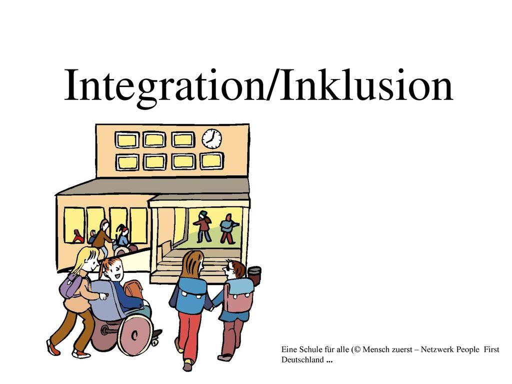 Integration/Inklusion