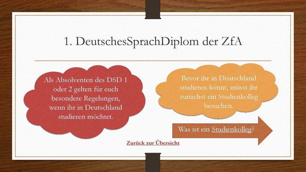 1. DeutschesSprachDiplom der ZfA