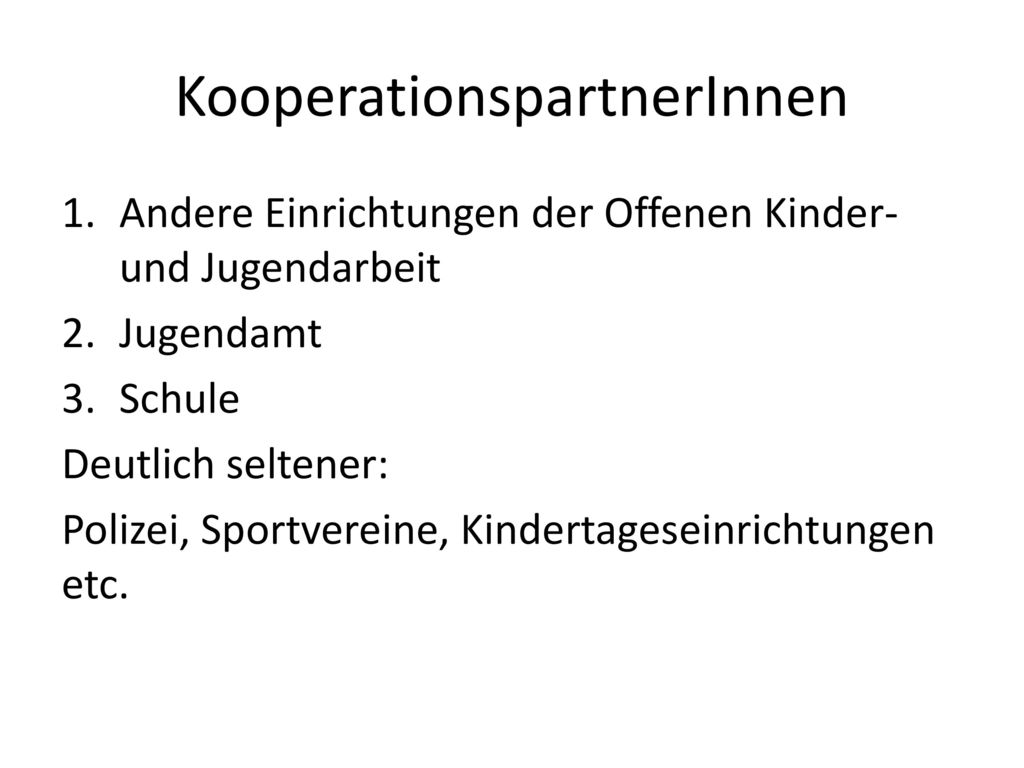 KooperationspartnerInnen