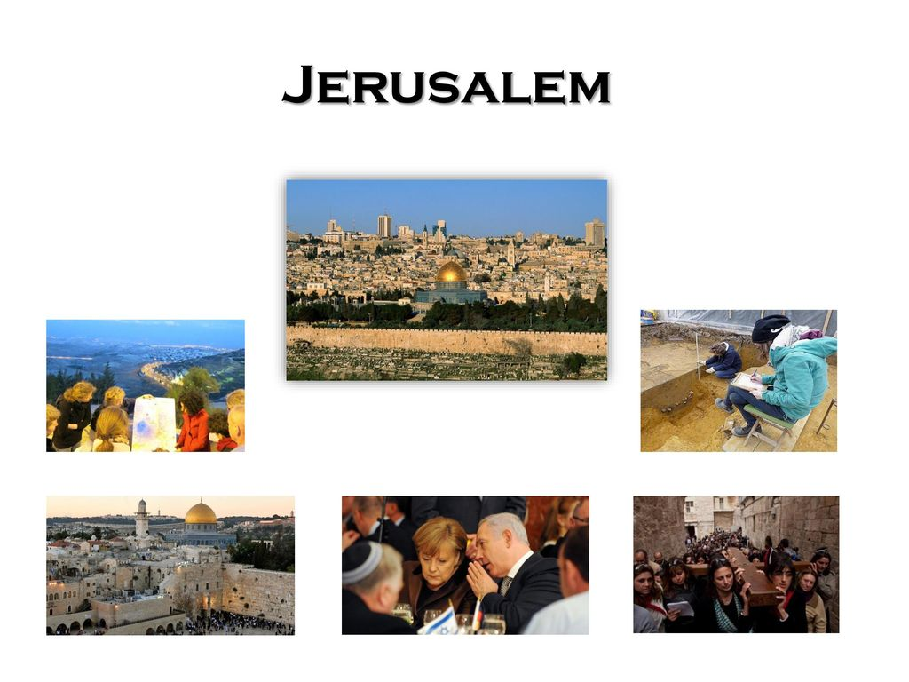 Jerusalem Perspektivität / Modi der Weltbegegnung