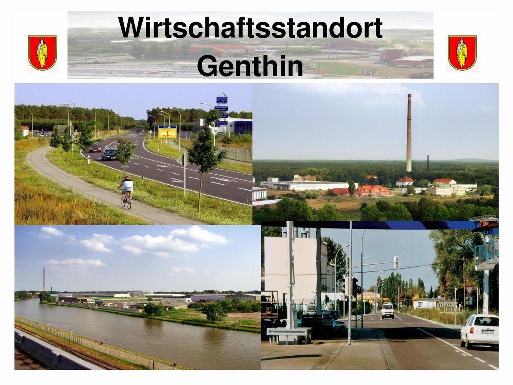 Wirtschaftsstandort Genthin