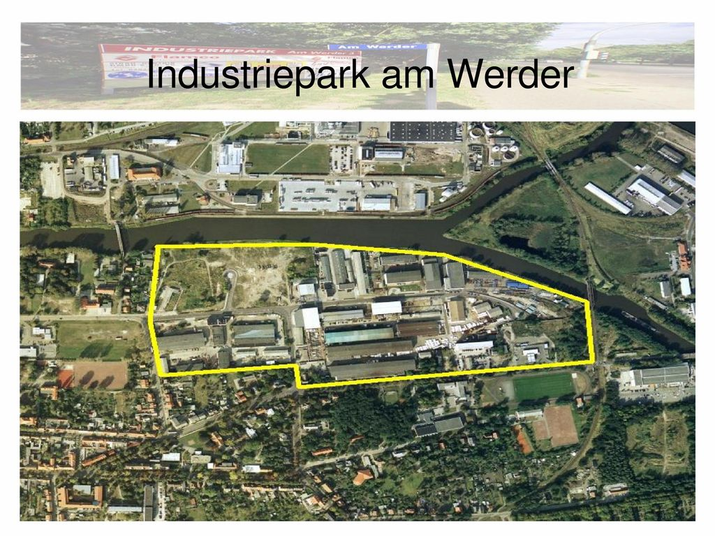 Industriepark am Werder
