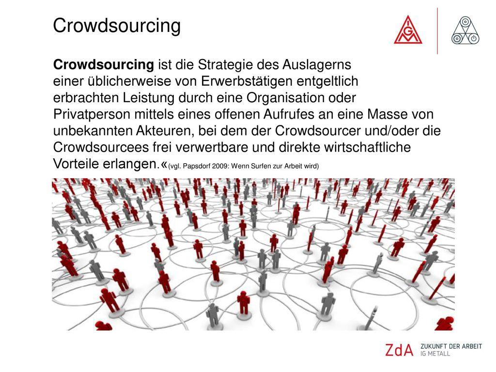 Crowdsourcing Constanze Kurz , VB 02, Ressort Zukunft der Arbeit