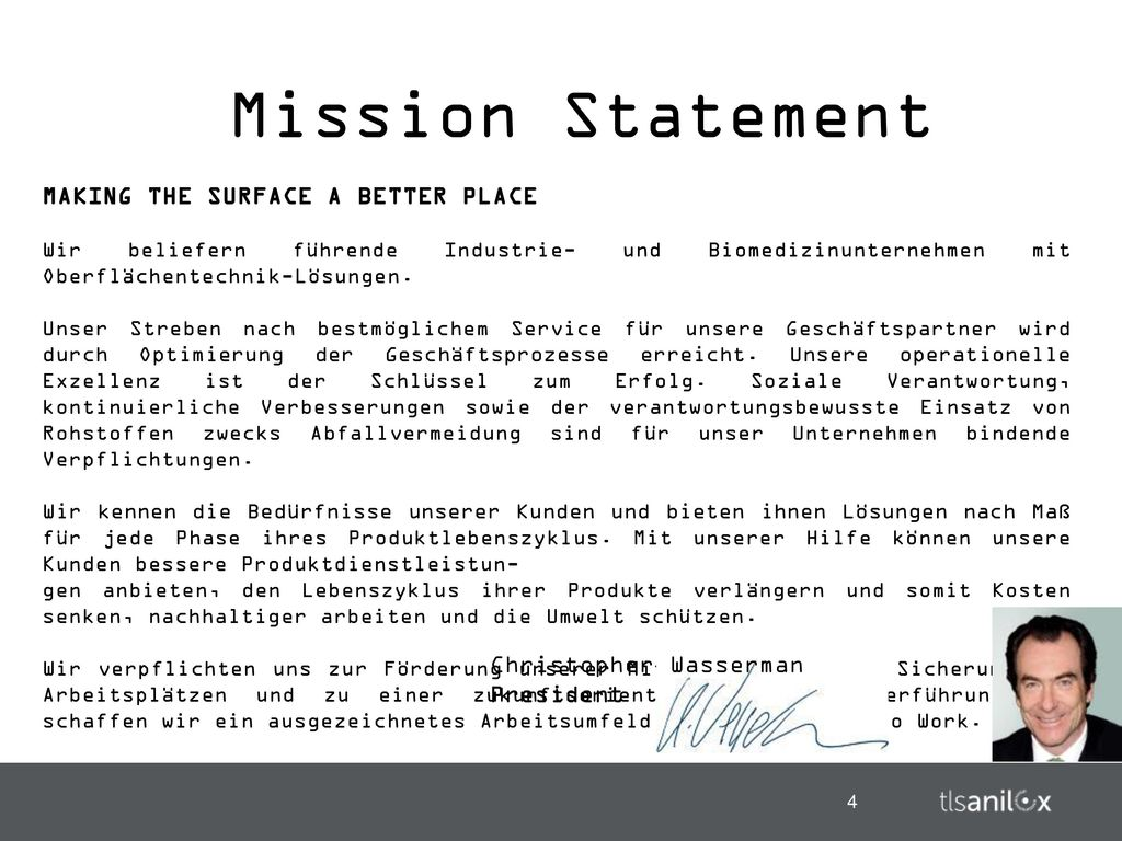 Mission Statement MAKING THE SURFACE A BETTER PLACE