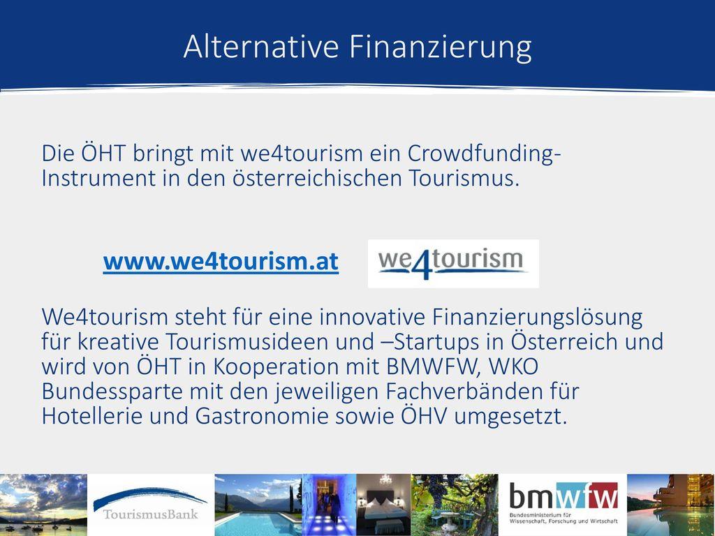 Alternative Finanzierung