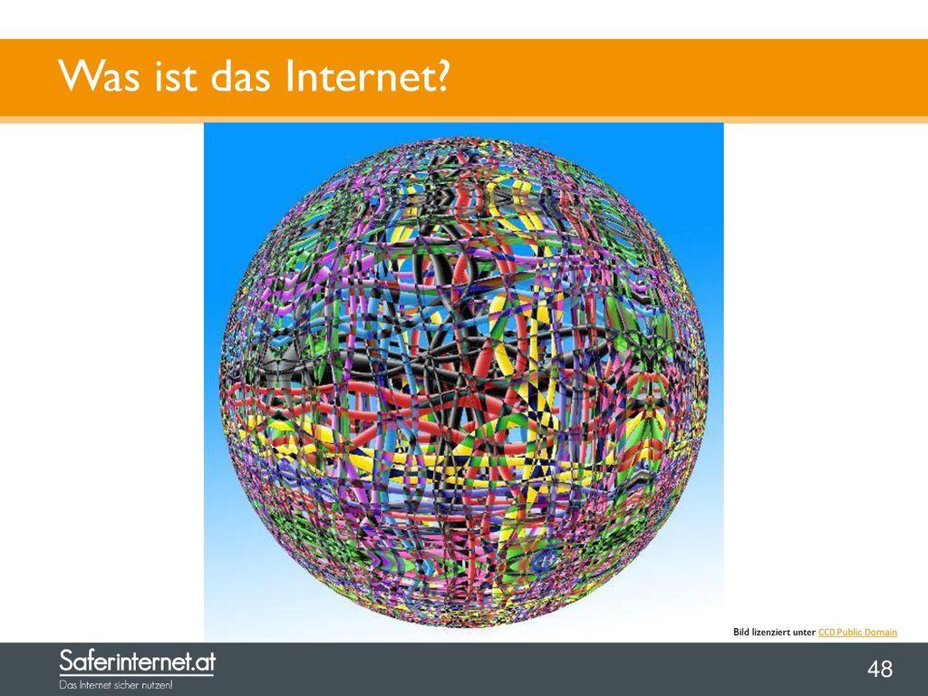Was ist das Internet Das Internet nachbauen