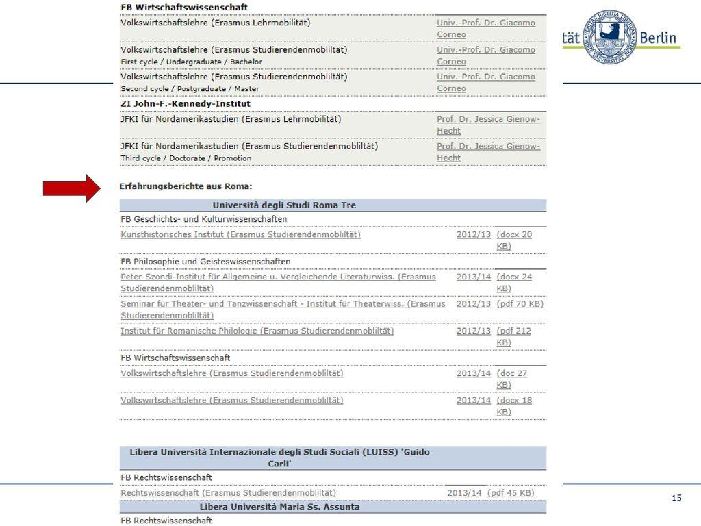 ERASMUS-Projektleitungstreffen 4.9.2013