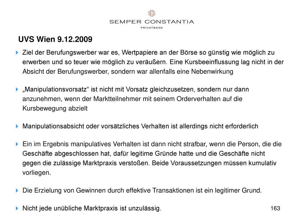 UVS Wien 9.12.2009