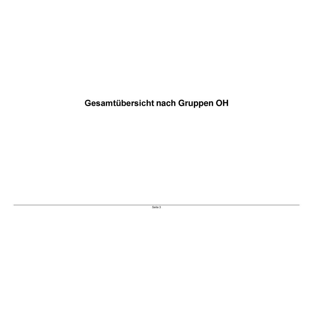 Gesamtübersicht nach Gruppen OH Seite 3