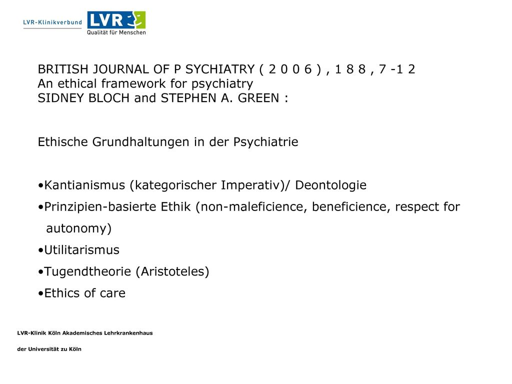 BRITISH JOURNAL OF P SYCHIATRY ( 2 0 0 6 ) , 1 8 8 , 7 -1 2