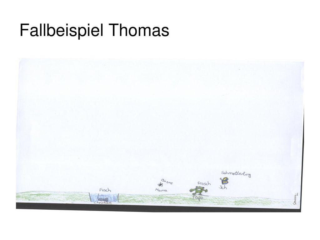 Fallbeispiel Thomas
