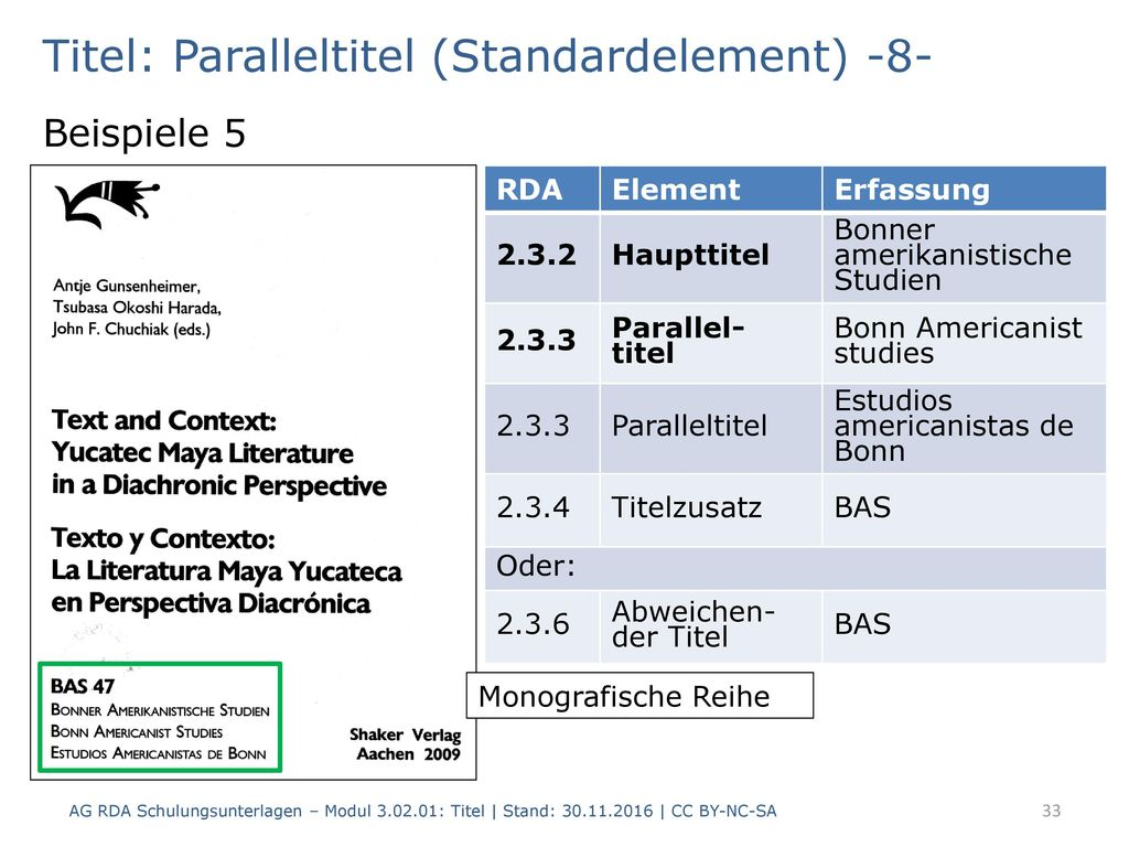 Titel: Paralleltitel (Standardelement) -8-