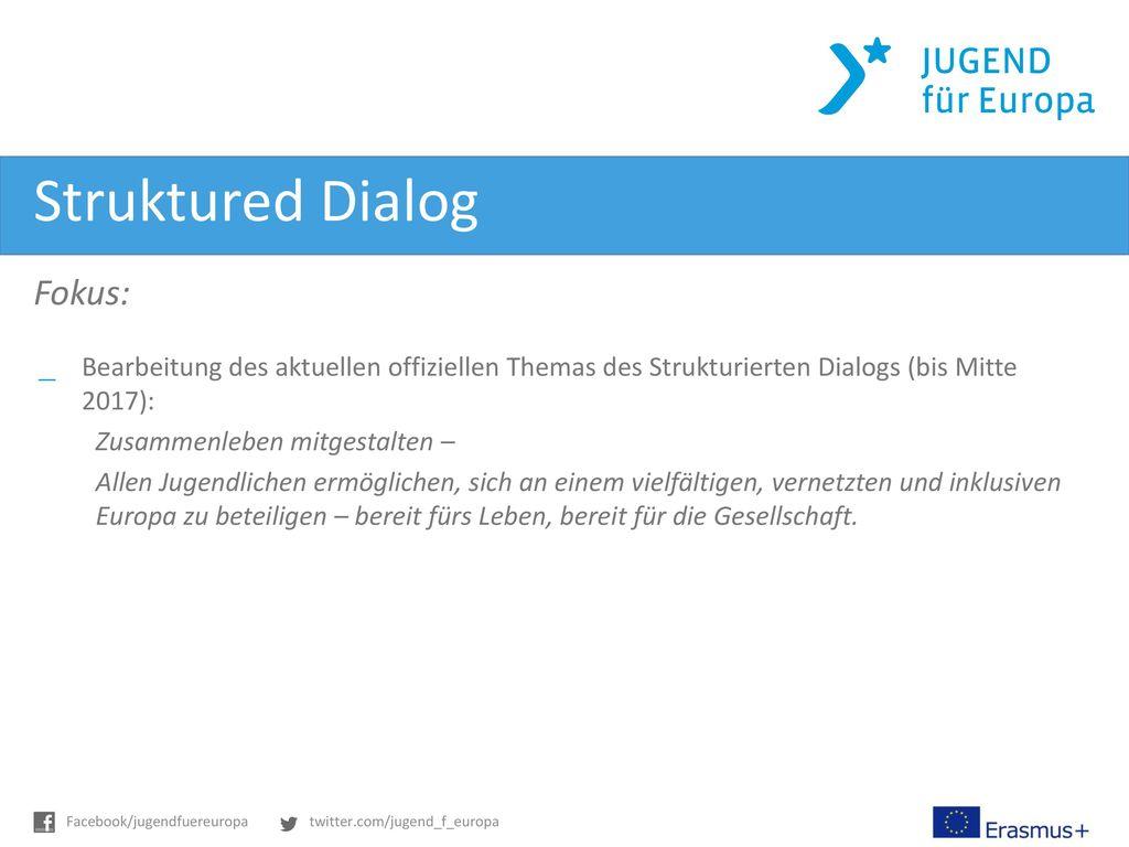 Struktured Dialog Fokus: