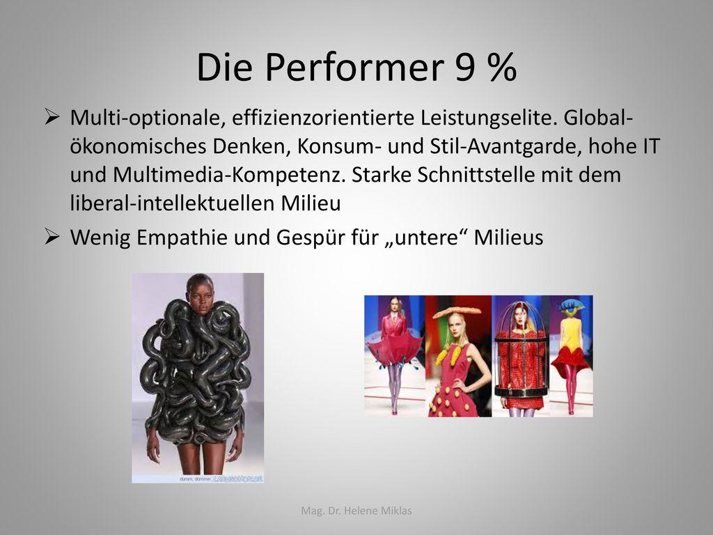 Die Performer 9 %