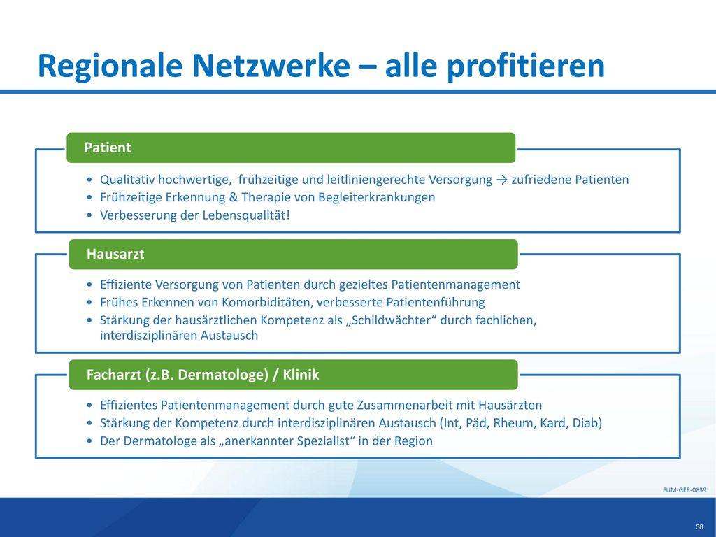 Regionale Netzwerke – alle profitieren