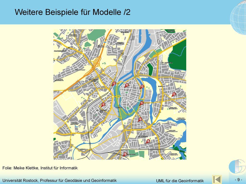 Weitere Beispiele für Modelle /2