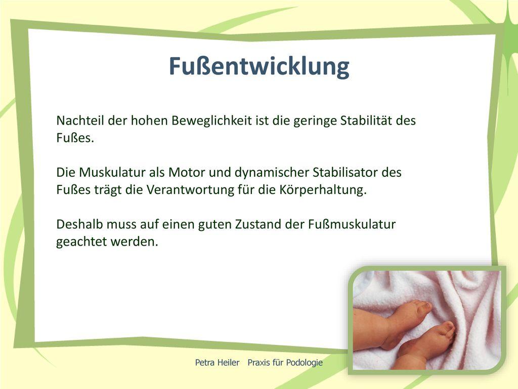 Petra Heiler Praxis für Podologie