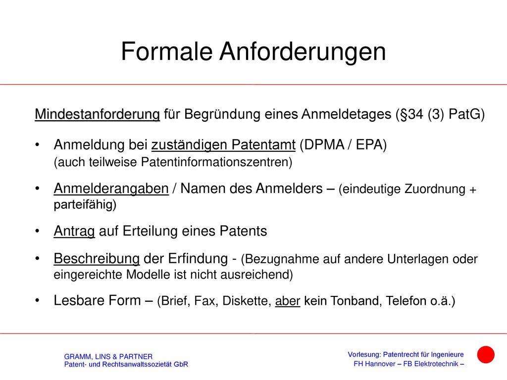 PCT-Verfahren (c) J. Gerstein, Patentanwalt Dipl.-Ing.