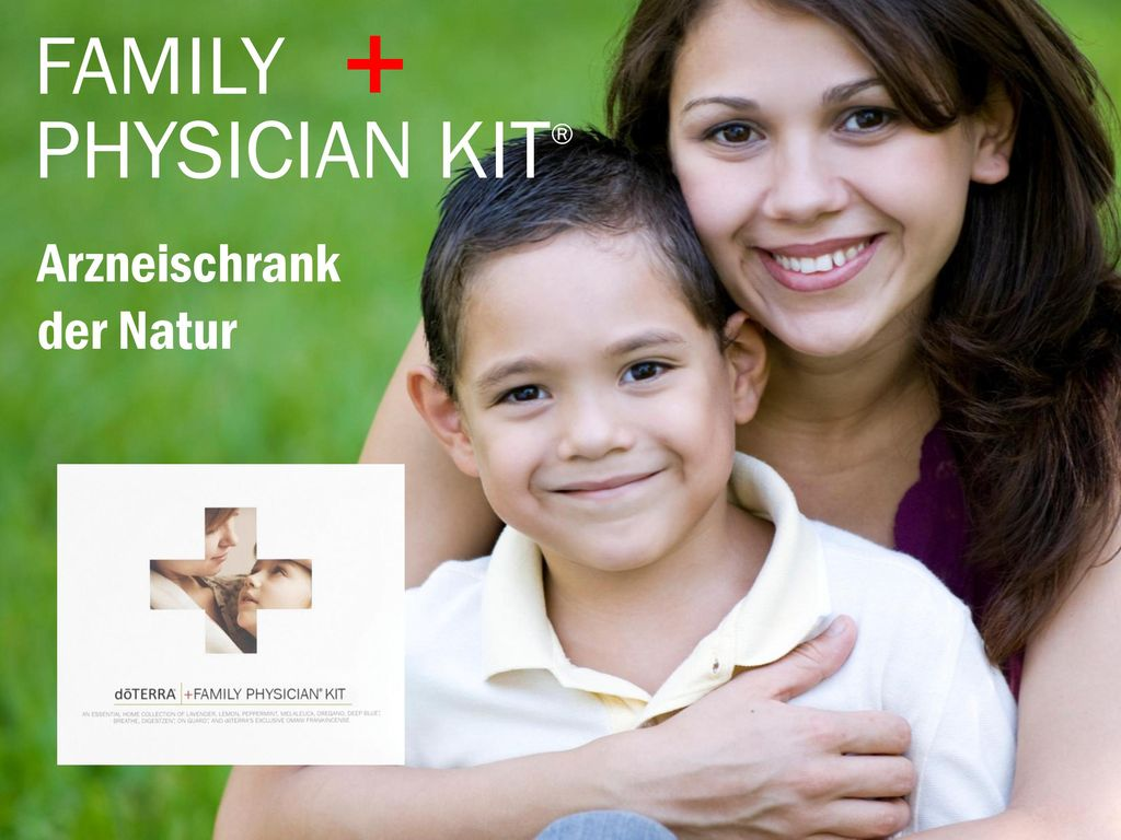 + FAMILY PHYSICIAN KIT® Arzneischrank der Natur