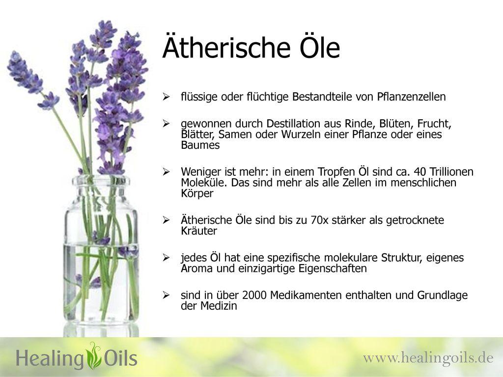 Ätherische Öle www.healingoils.de