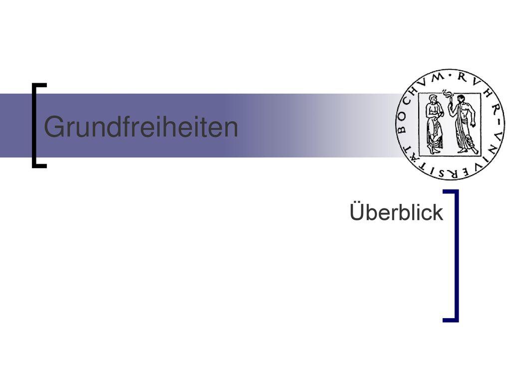Europäische Charta der Grundrechte