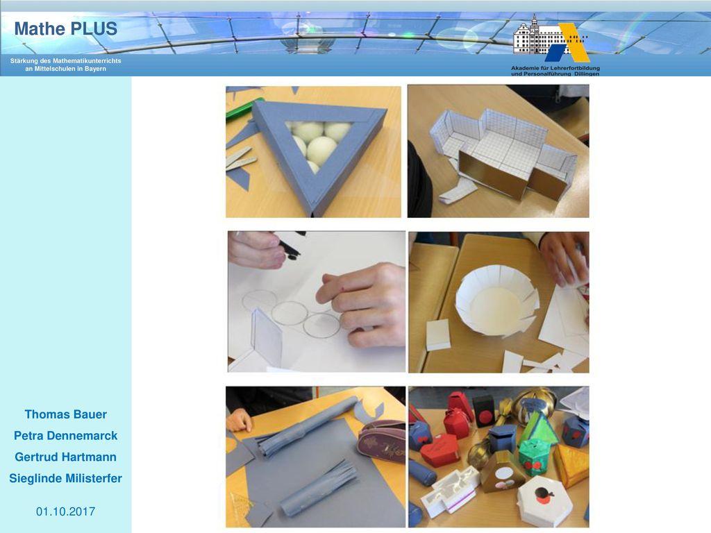 Ein häufiges Problem der Schüler war, dass sie bei ihren Entwürfen nicht an Klebelaschen dachten.