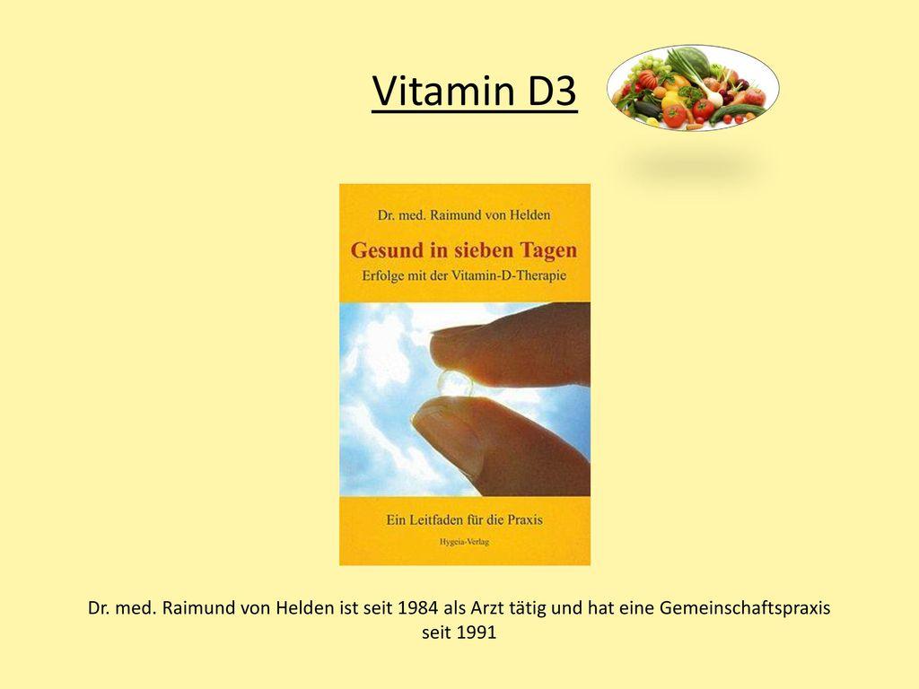 Vitamin D3 Dr. med.