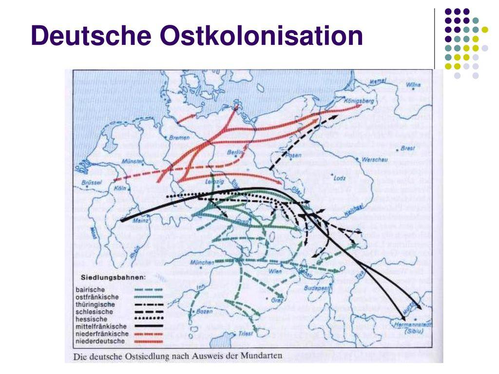 Deutsche Ostkolonisation