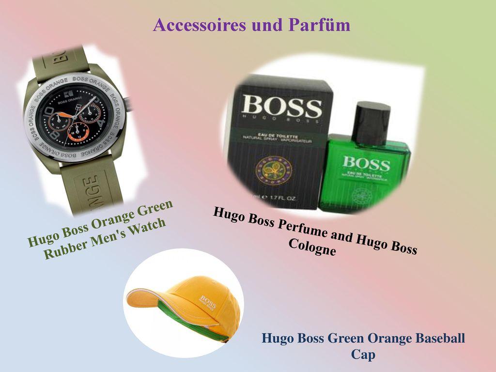 Accessoires und Parfüm