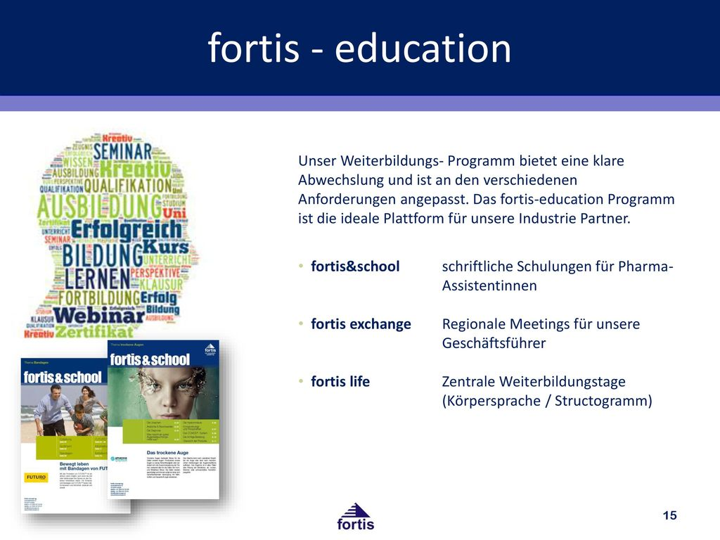 fortis - education