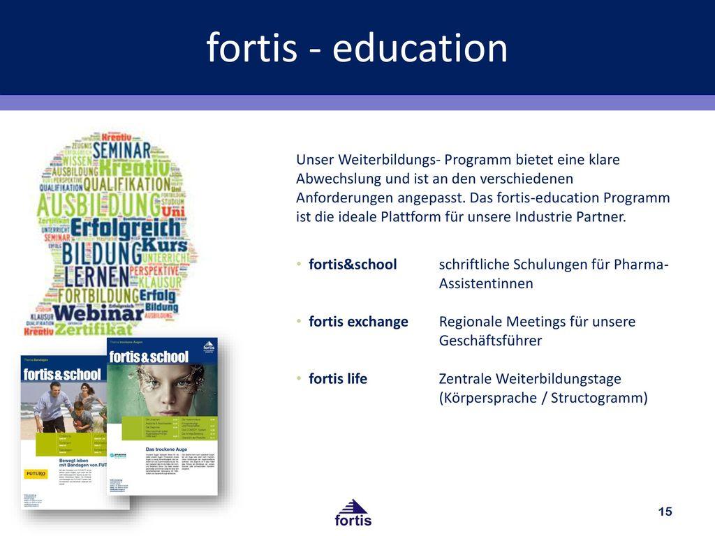 fortis - education