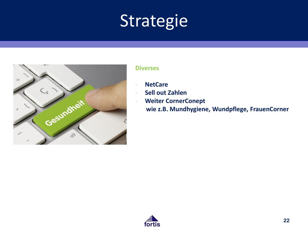 Strategie Diverses NetCare Sell out Zahlen Weiter CornerConept