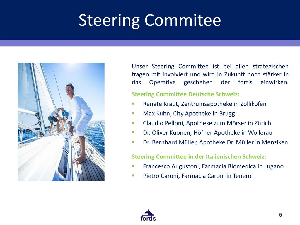 Steering Commitee